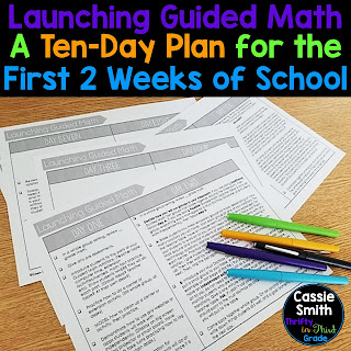 https://www.teacherspayteachers.com/Product/Launching-Guided-Math-A-10-Day-Plan-for-the-First-2-Weeks-of-School-3679350