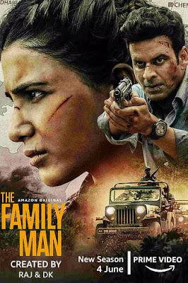 The Family Man Season 2 Hindi 720p HDRip Download