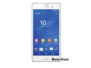Firmware Download For Sony Xperia Z3 Dual D6633