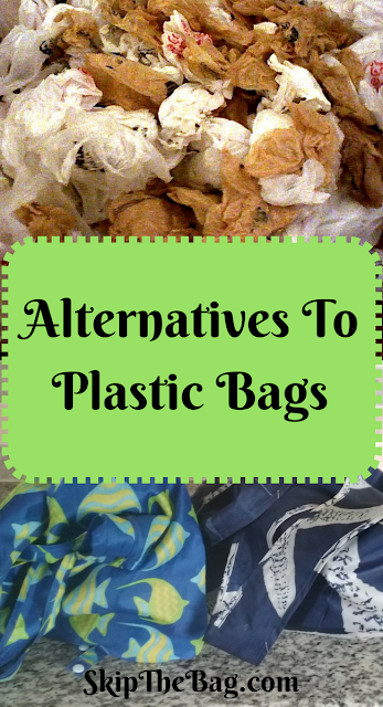 Wanting to forgo plastic bags, but not sure what to use? Look no further.
