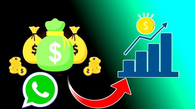 How To Earn Money From Whatsapp - व्हाट्सएप से पैसे कैसे कमाऐ?