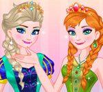 Frozen Prom Queen Style
