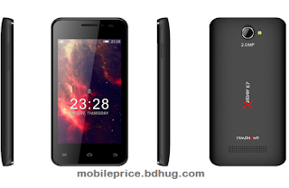 Symphony E7 Feature, Specification, Price In Bangladesh