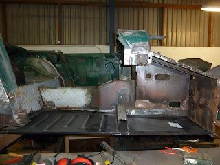 1965 MG Midget MKII Restoration
