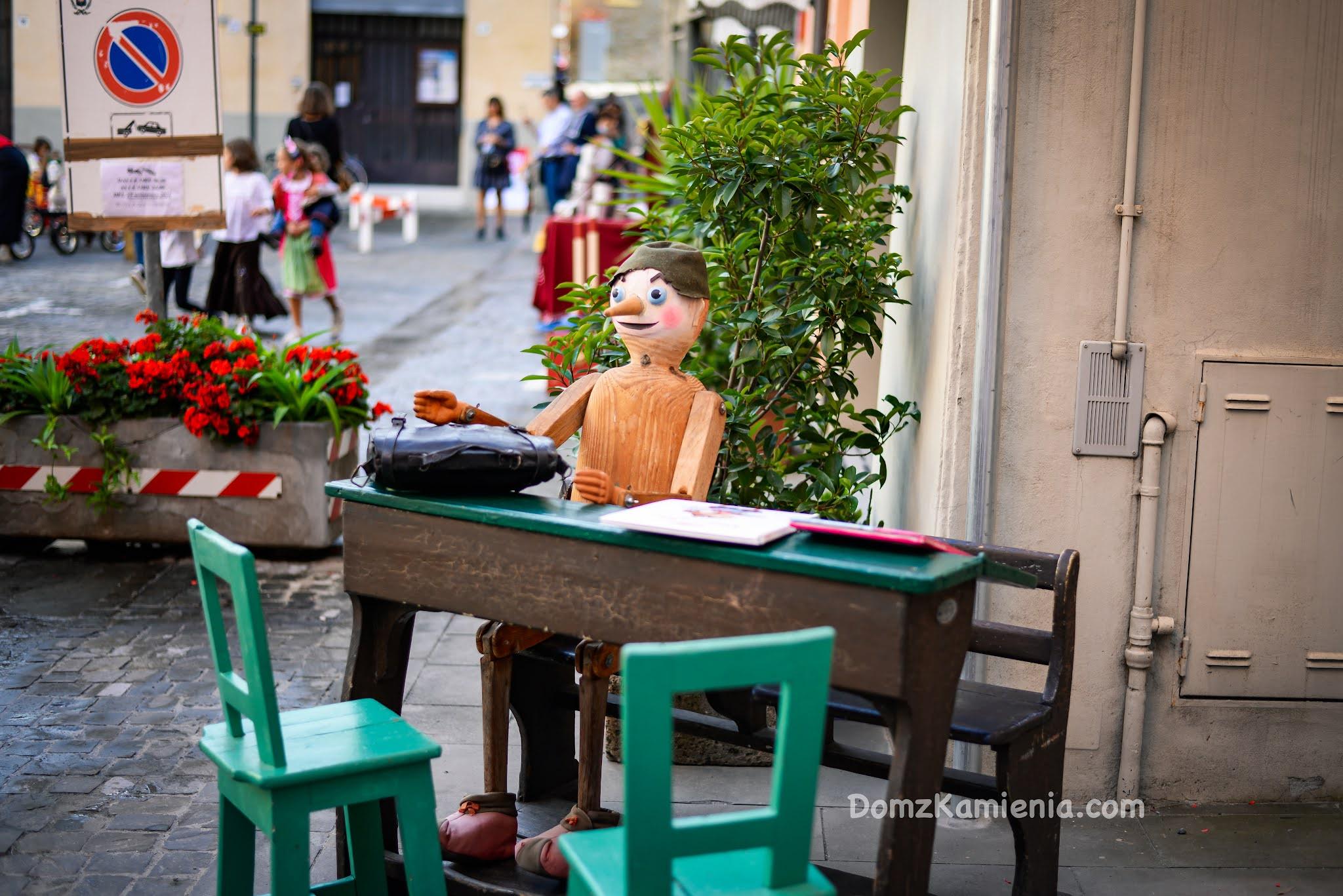 Feste dell'Ottocento Modigliana 2021, Dom z Kamienia blog