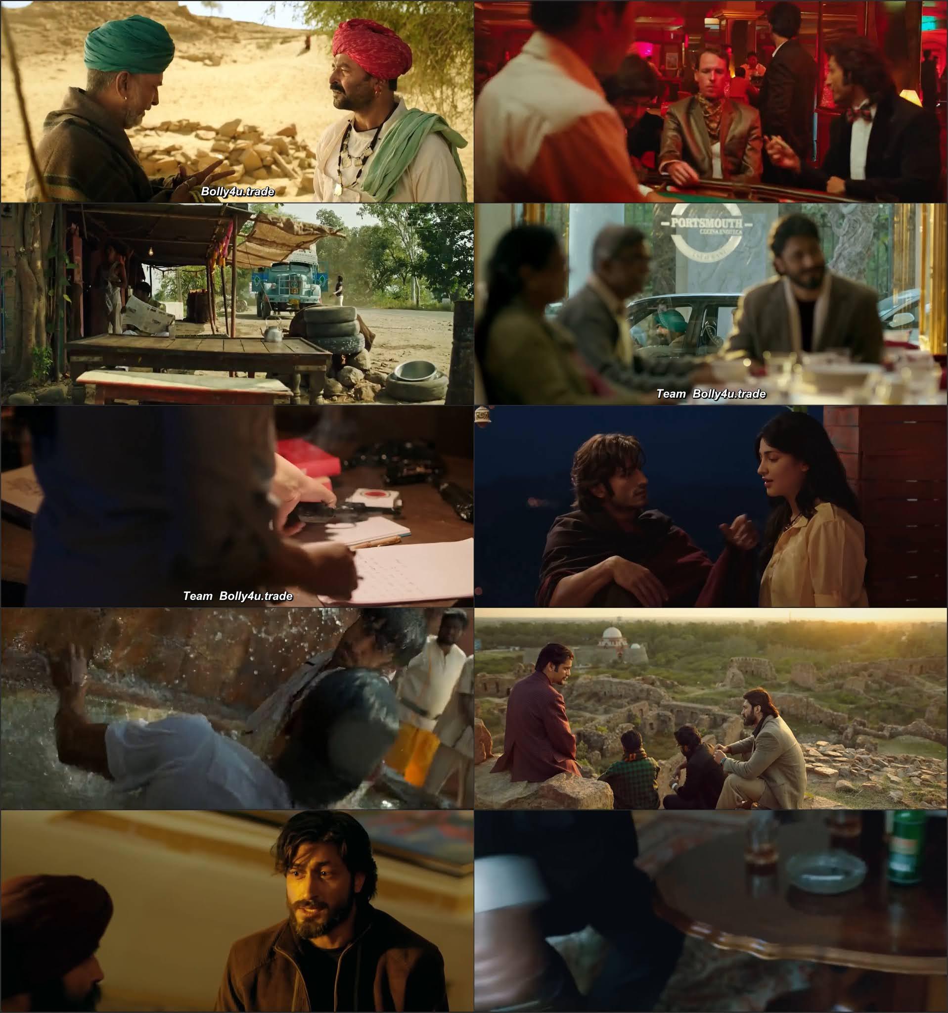 Yaara 2020 WEB-DL 400Mb Hindi Movie Download 480p