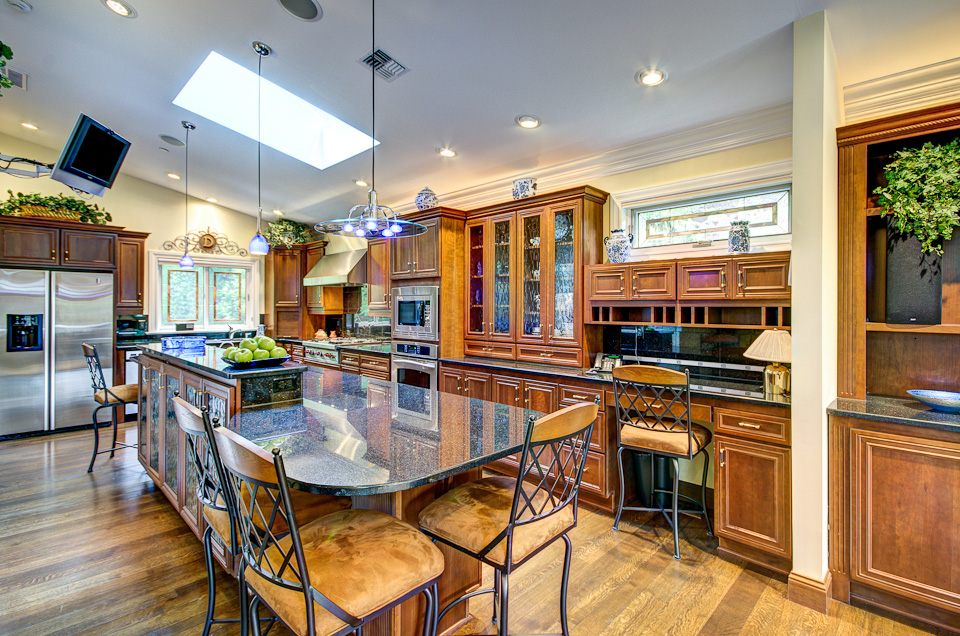 Simply Fred Kitchen  Wine Cellar