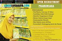 Open Recruitment at Lawang Agung Pusat Kurma Surabaya Januari 2020