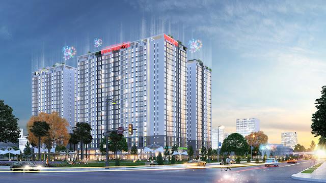 Dự án căn hộ Chung cư Prosper Plaza