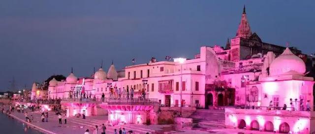 अयोध्या राम मंदिर के लिए प्रार्थना, अनुष्ठान और सुरक्षा की अंगूठी आज बड़ा दिन है