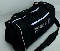 Tas Travel bag bola juventus