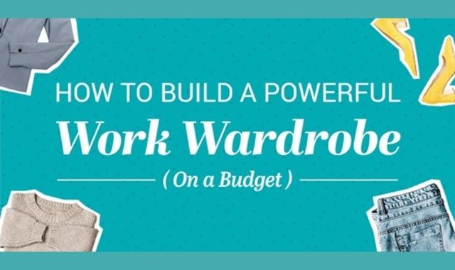 How to Have a Wonderful Work Wardrobe