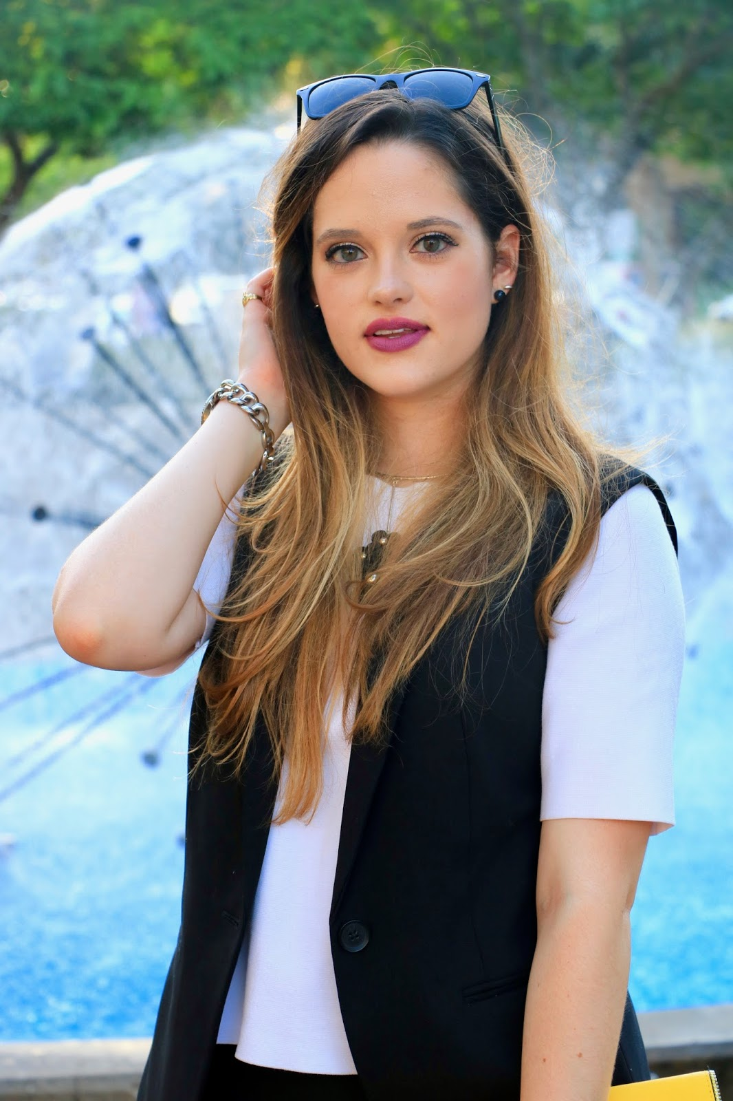 NYC fashion blogger Kathleen Harper of Kat's Fashion Fix summer work outfit ideas