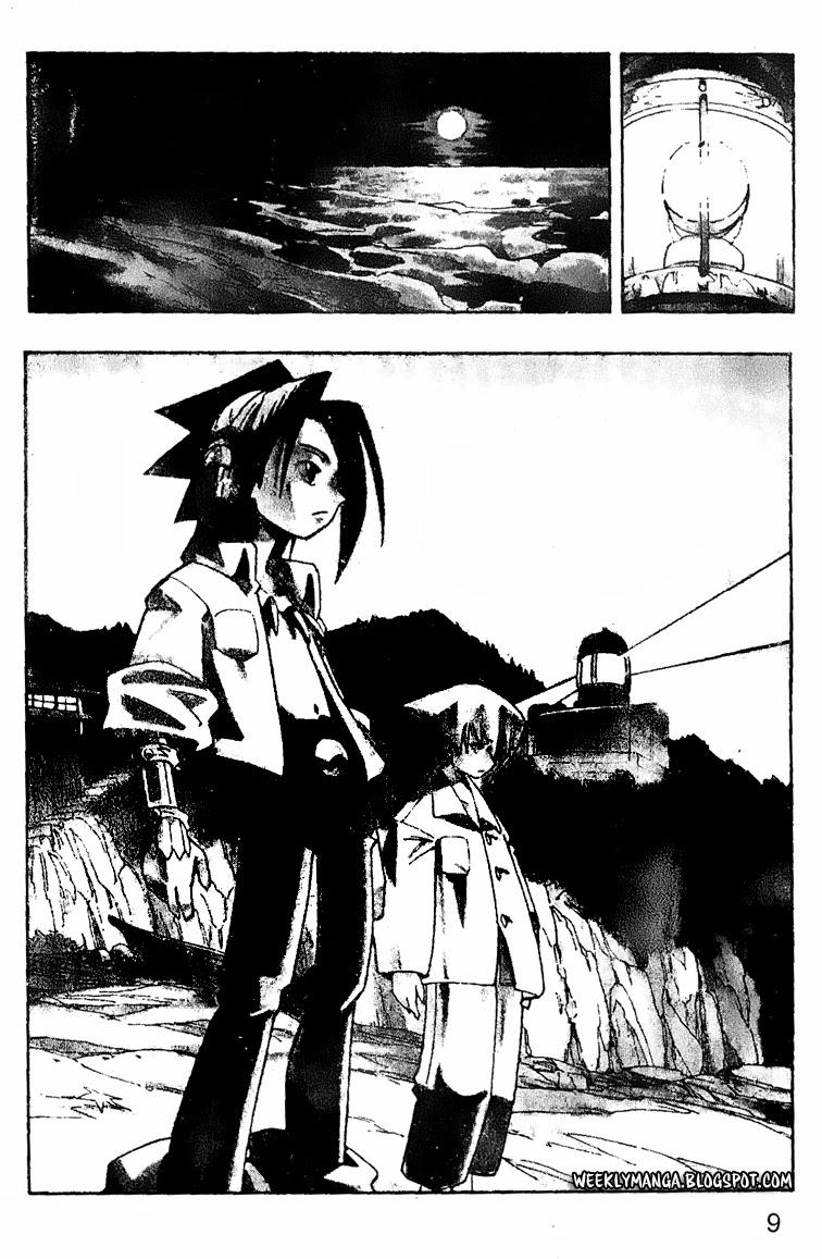 Shaman King [Vua pháp thuật] chap 136 trang 2