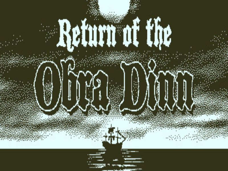 Download Return of the Obra Dinn Game PC Free