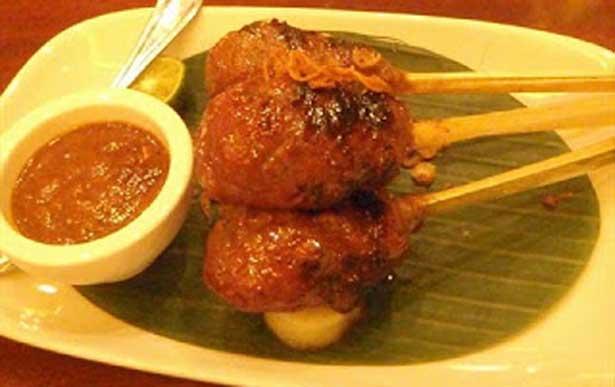 Resep Sate Pentul Daging Sapi Khas Bangka Belitung