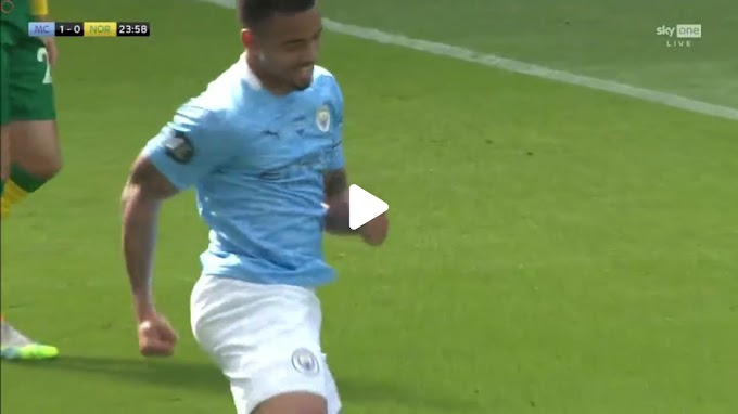 VIDEO: Manchester City 5:0 Norwich City / Premier league