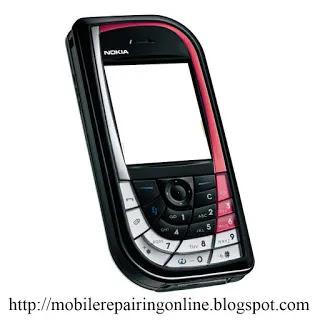 Nokia 7610 Symbian smartphone. Announced Mar 2004