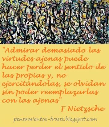 frases de F Nietzsche