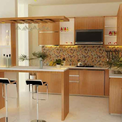 Cara Membuat Kitchen Set Minimalis Sesuai Desain Rumah