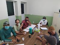 Reunião com a Comissão Permanente de Negociação