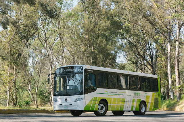 scholastico transporte  con motor ecologico