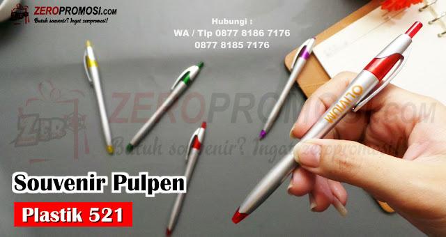 Souvenir Pen 521 - Stationery, Pen Promosi Pulpen 521, Pena Promosi Pulpen 521, Harga souvenir+pulpen Terbaik, Jual Pulpen - pen promosi, pulpen promosi distributor aneka pulpen, Jual Pulpen Souvenir, Pen P521 Promosi