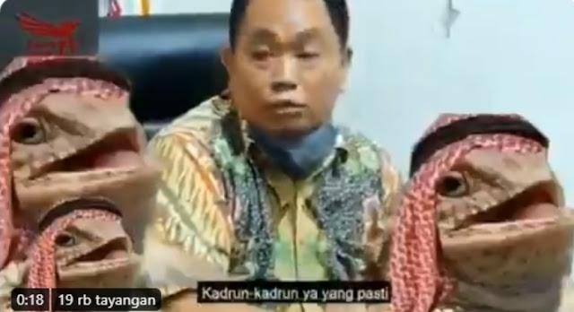 Waketum Gerindra Arief Poyuono: Isu PKI Bohong! Yang Buat Kadrun
