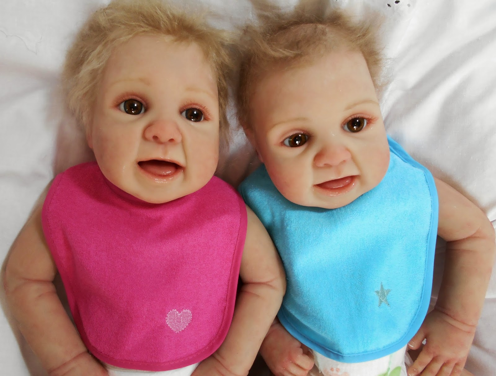 Full Bodied Solid Silicone X Mas Baby Twins Felicity 2 Amp Hermes 1