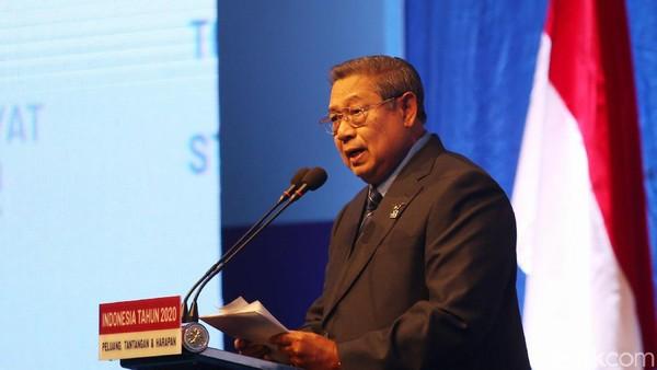Titah SBY soal Kader yang Terlibat Kudeta Demokrat: Usir!