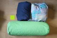 Füllung: Dry Bag »Krake« Wasserdichte Trockentasche / Seesack / Survival Bag / Trockensack / Ideal für Kajak, Kanu, Segeln, Angeln, Schwimmen, Strand, Snowboarden, Skifahren, Bootfahren, Camping / Schützt Deine Wertsachen und Kleidung vor Staub, Nässe, Sand und Schmutz / 5L gelb