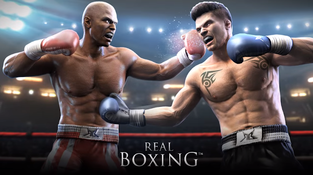 Download Real Boxing Mod Apk Data Terbaru (Unlimited Coins)