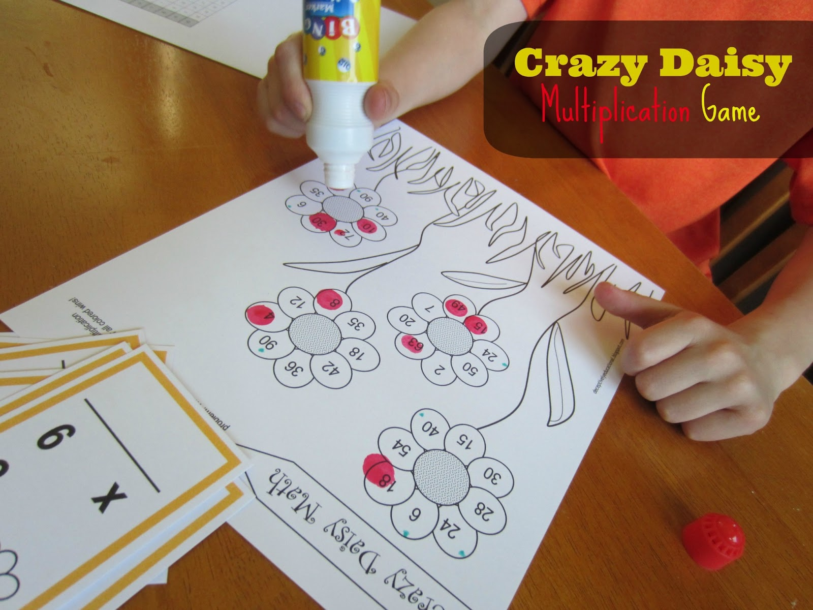 Relentlessly Fun, Deceptively Educational: Crazy Daisy ...