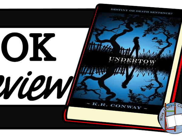 Undertow: Book Review