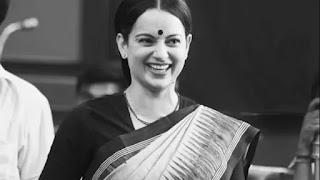 Kangana Ranaut as 'Thalavi' Jaylalitha