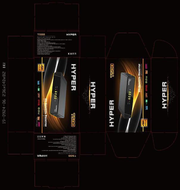 سعر ومواصفات ومميزات عملاق الفوريفر من هايبر Hyper T500