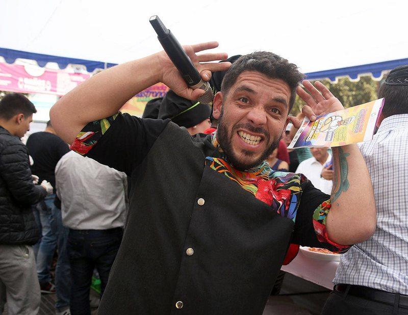 Chef Serrucho dejó Mega