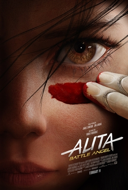 Hollywood adaptation of Alita: Battle Angel film