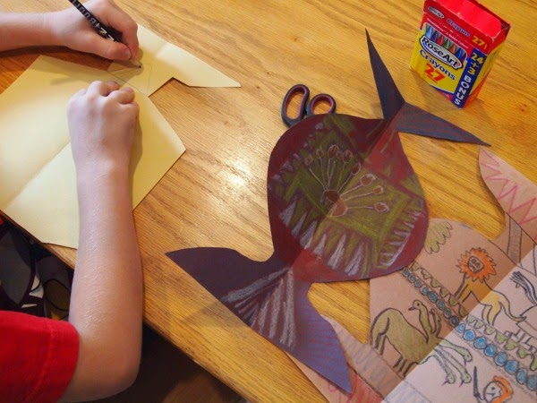 Hercules Lesson Drawing Urns #Homeschooling #artproject #mythologylessons