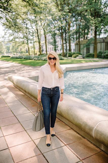Cate Ankle Skinny Jeans RAG & BONE