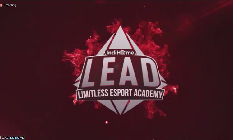LEAD by Indihome Untuk Lahirkan Atlet eSports Profesional