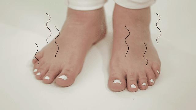 4 astuces efficaces pour réduire la mauvaise odeur de vos pieds