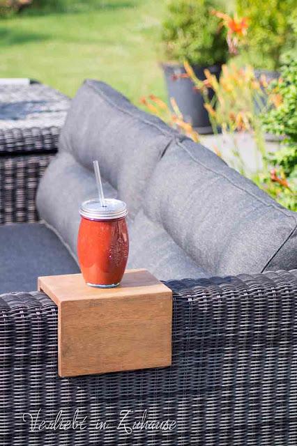 Neu in unserem Garten: Lounge Möbel