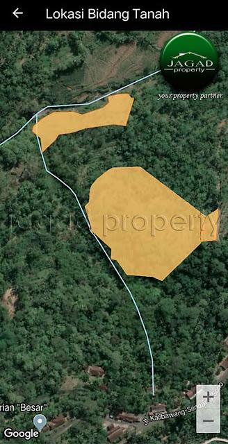 Tanah Luas dekat Wisata di Kulon Progo