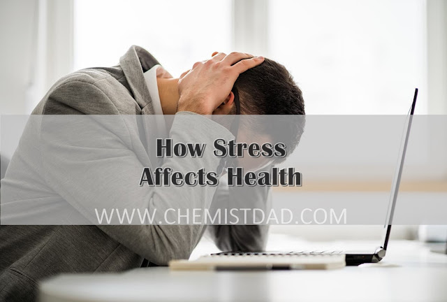 home and living,stress, health, mental health, how stress affects health