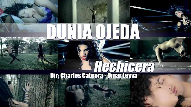 Dunia Ojeda - ¨Hechicera¨ - Videoclip - Dirección: Charles Cabrera - Omar Leyva. Portal Del Vídeo Clip Cubano