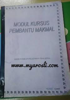 modul kursus