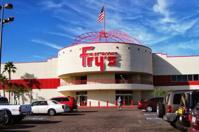 Frys Las Vegas Lojas