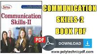 Communication skills-2 Book ( Sarthak Publication )