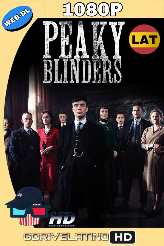 Peaky Blinders (2017) Temporada 4 NF WEB-DL 1080p (Latino-Inglés) MKV